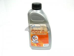Chemia motoryzacyjna w PiterParts.pl – płyn hamulcowy DOT-4