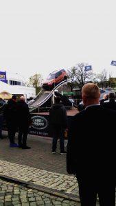 Motor Show Poznań Land Rover
