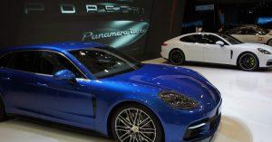 Motor Show Poznań Porsche