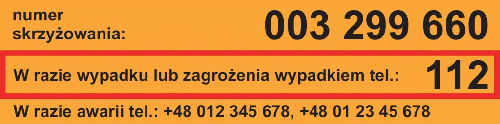 O projekcie #ŻółtaNaklejkaPLK