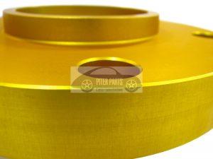 Komplet dystansów personalizowanych o grubości 20mm kolor zółty