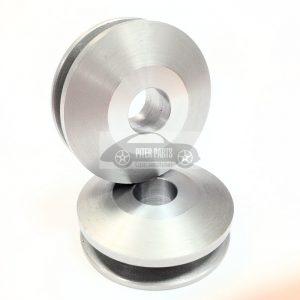Usługi CNC - Tuleje montażowe osłony silnika